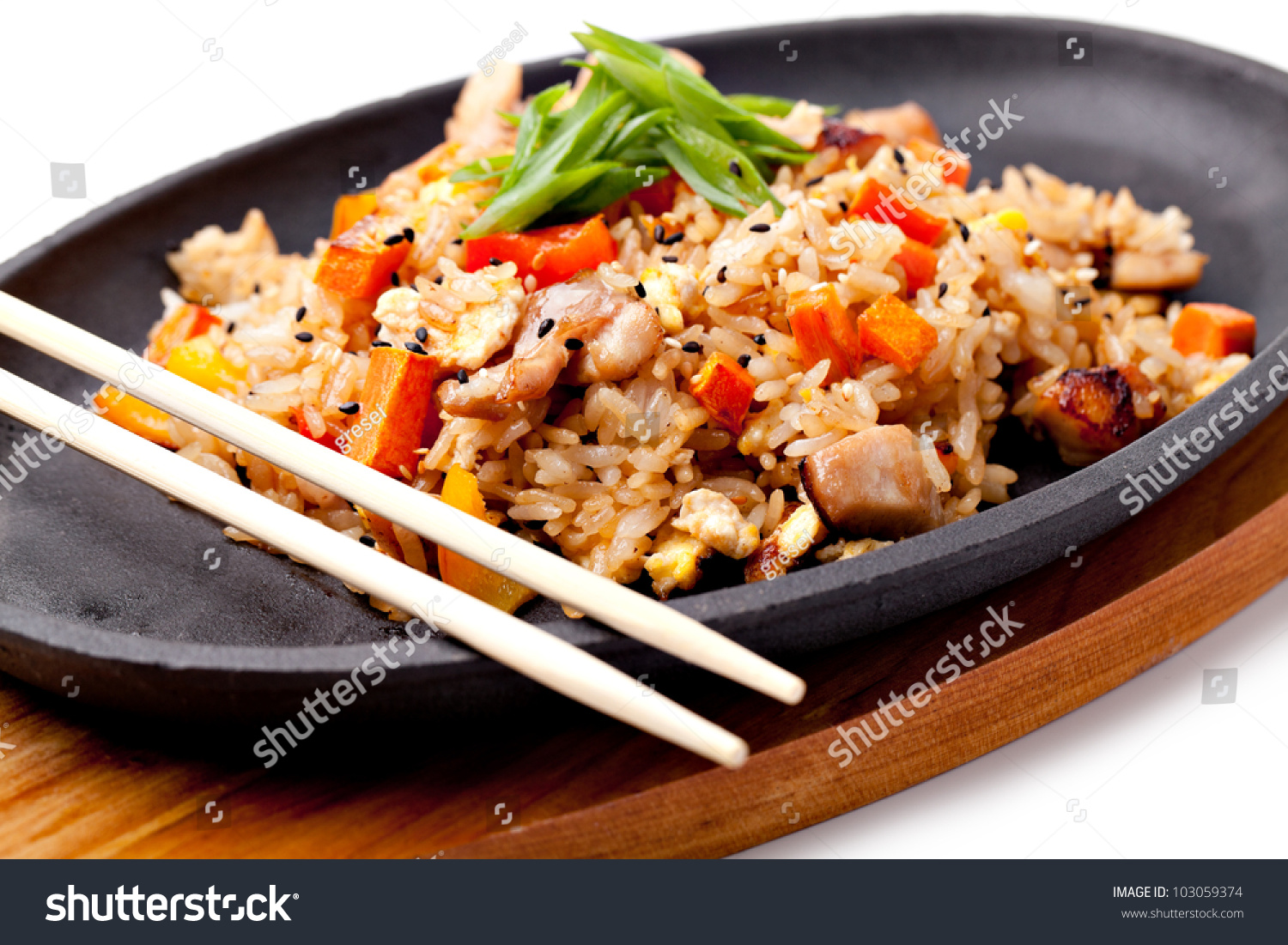Seafood tyahan or rice with seafood 72