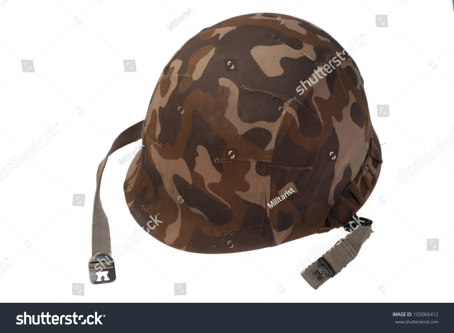 us military helmet soviet camouflage cover stock photo save to a lightbox