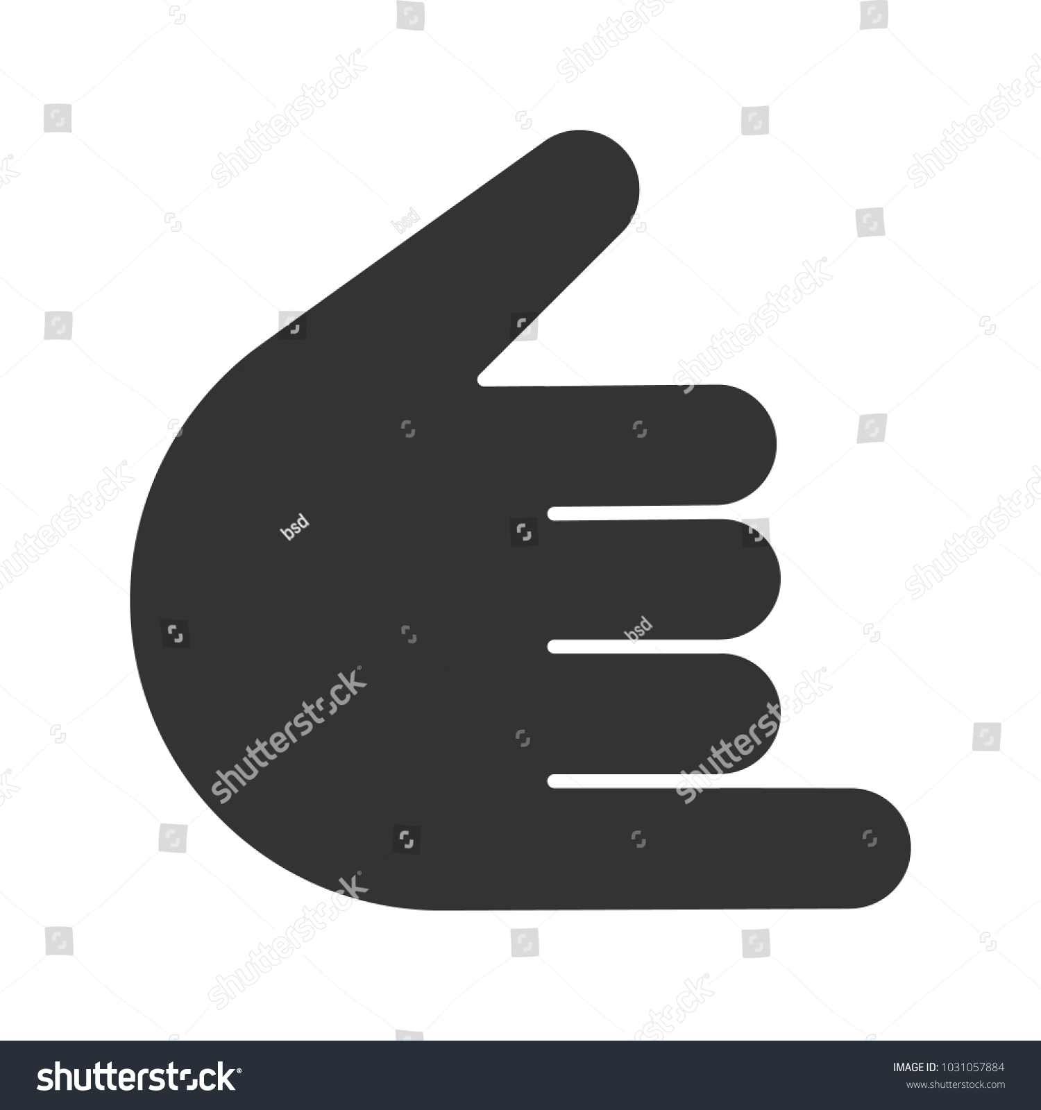 Corelogic stock symbol image collections symbol and sign ideas hang ten hand symbol images symbol and sign ideas shaka hand gesture glyph icon silhouette stock buycottarizona