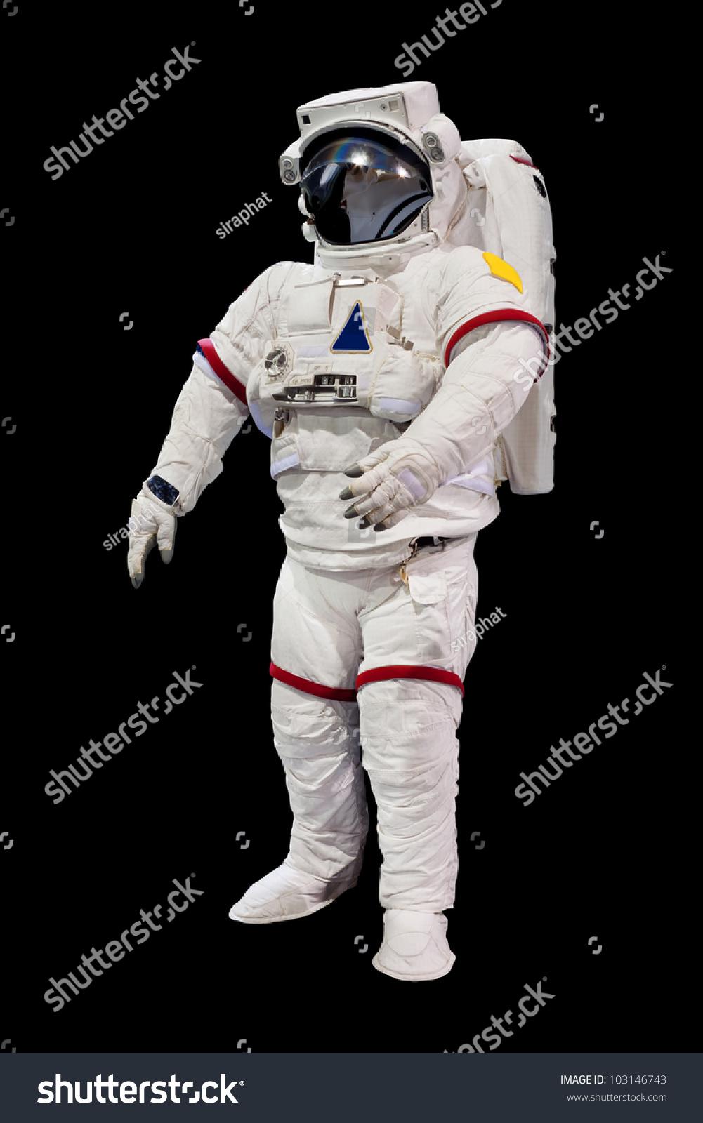 astronaut black background - photo #6