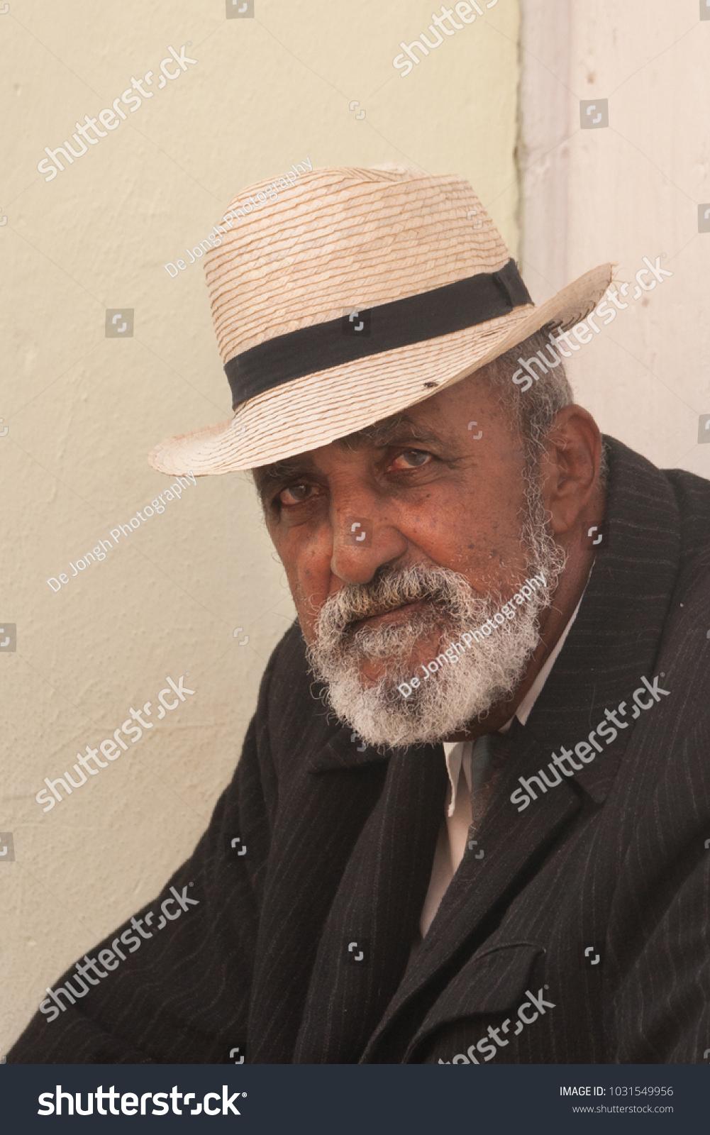 Trinidad Cuba January 28 2018 Portrait Stock Photo (Edit Now ... c5fc40e3651a