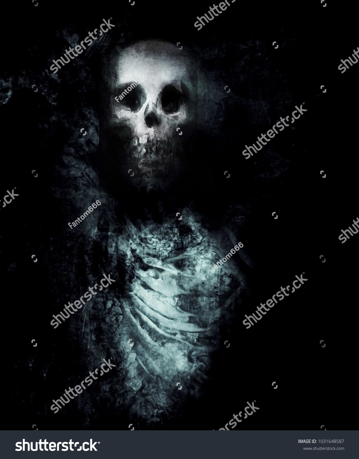 Cool Wallpaper Halloween Grunge - stock-photo-scary-halloween-grunge-wallpaper-with-spooky-skeleton-horror-background-design-for-t-shirt-print-1031648587  Collection_528212.jpg