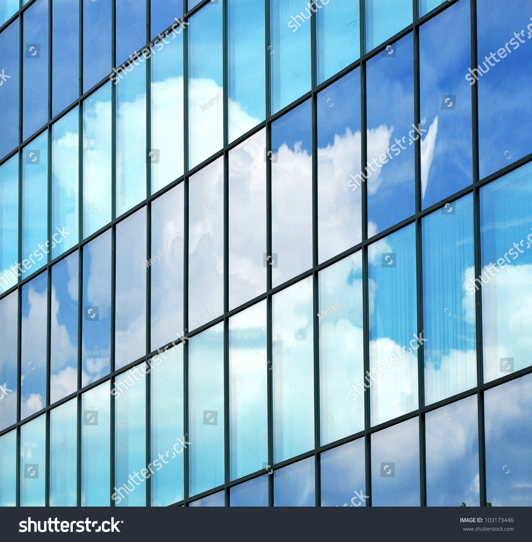 glass building – Modern House