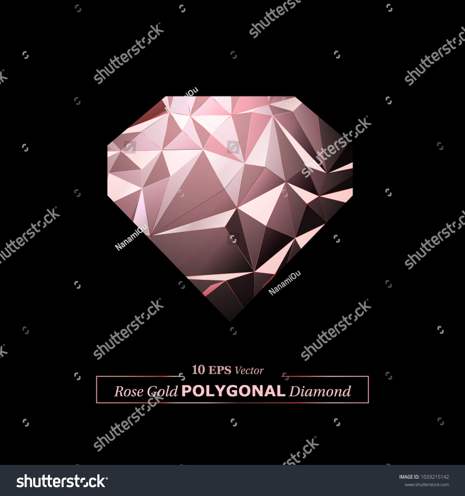 shape for work products misty carat code custom polygon diamond heptagon celestial inventory