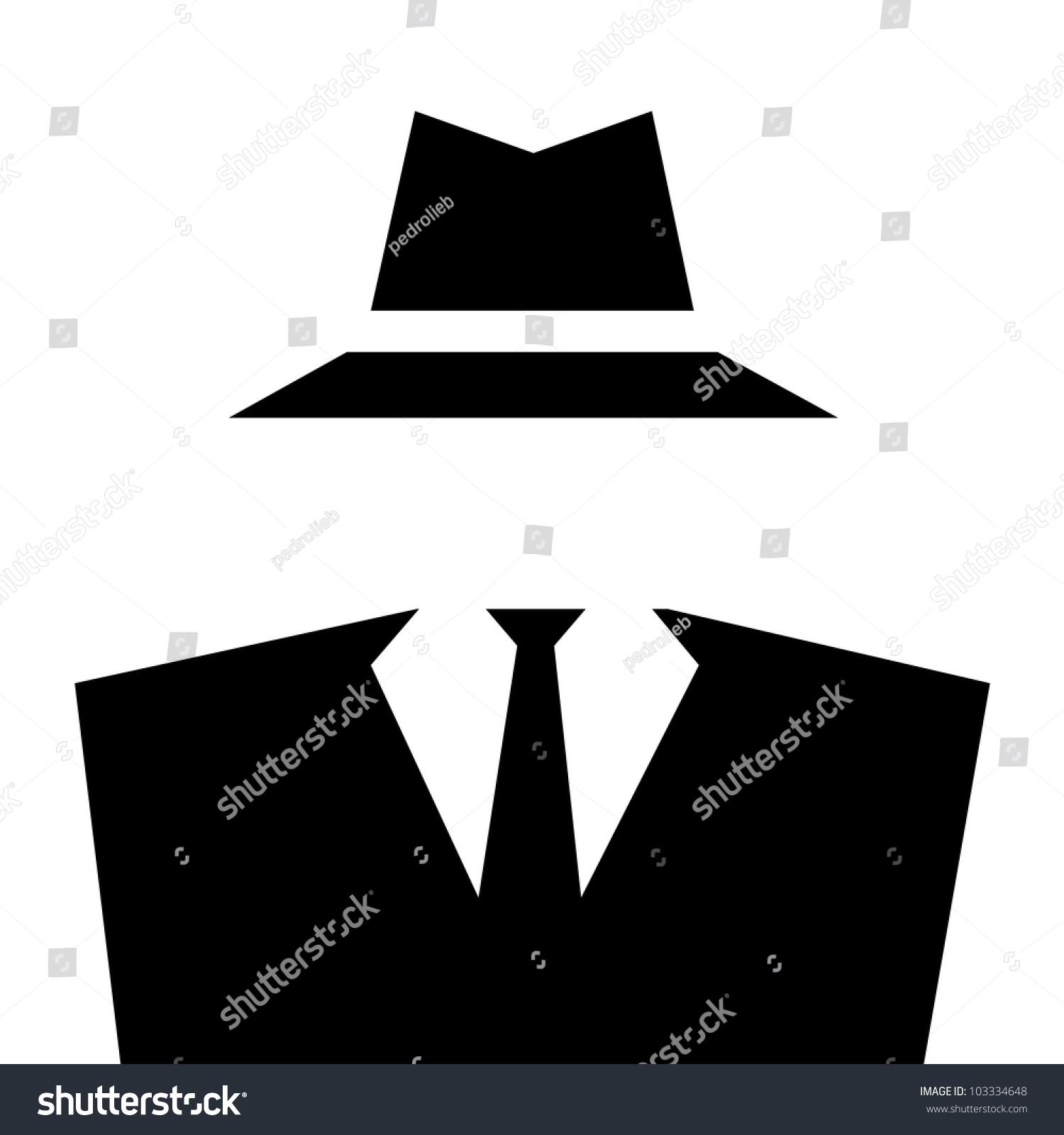 anonymous man suit - photo #37