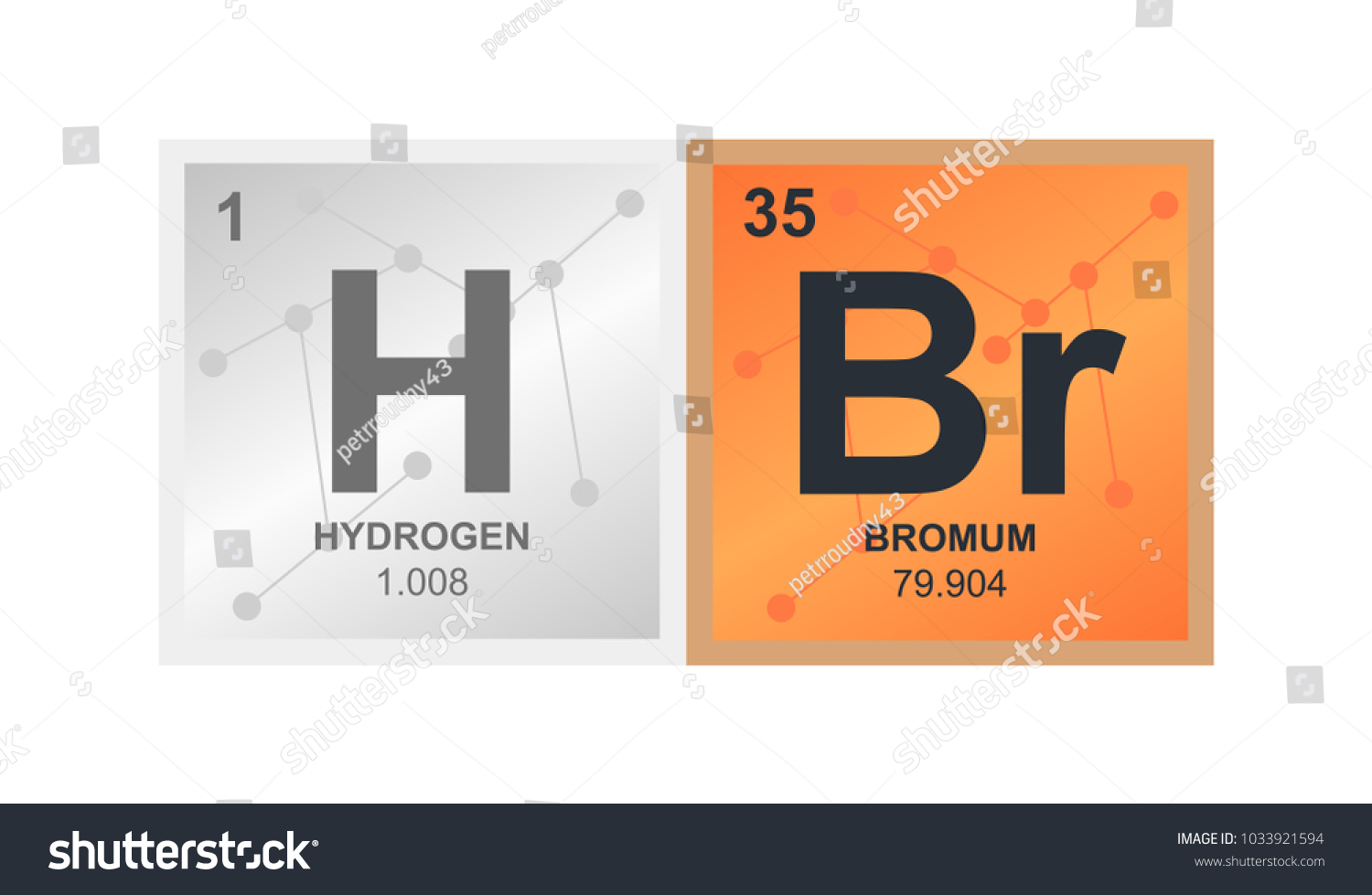 Vector symbol hydrobromic acid or hydrogen bromide stock vector vector symbol of hydrobromic acid or hydrogen bromide which consists of hydrogen and bromine on the biocorpaavc