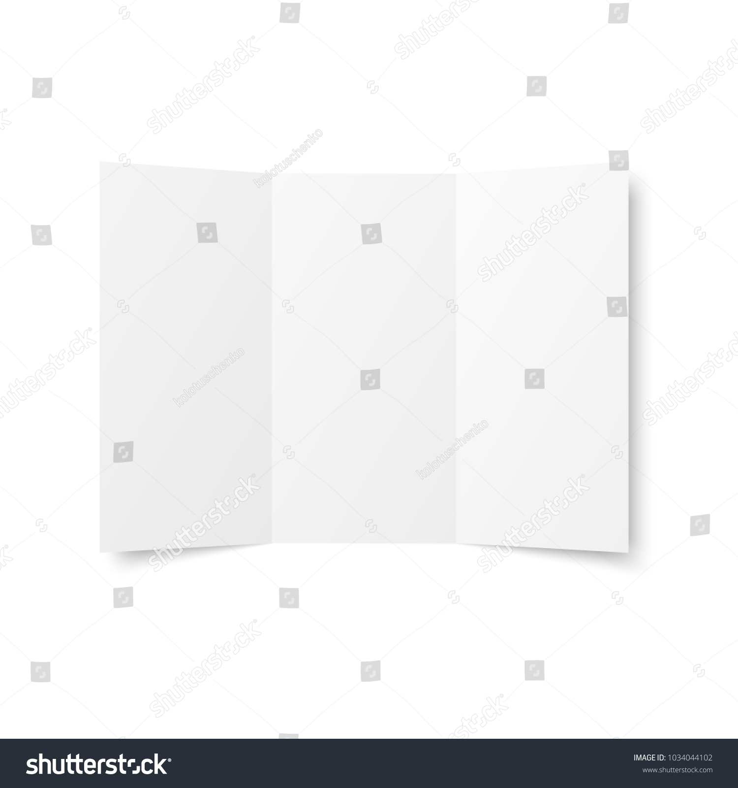 folded paper page sheet texture 3d rendering white background ez canvas