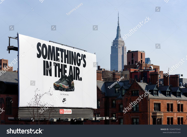 New York Manhattan Usa January 21 Stock Photo Edit Now 1034375542