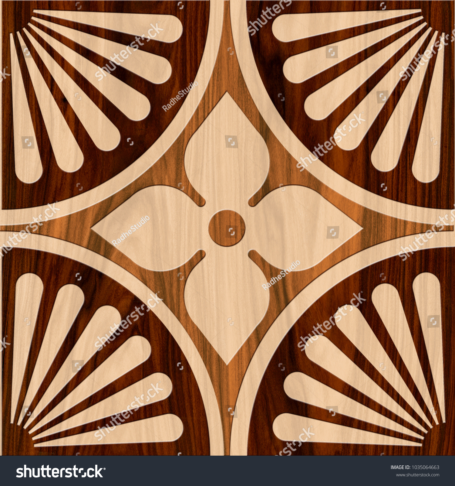 Old Fashioned Decorative Wood Wall Tiles Image - The Wall Art ...