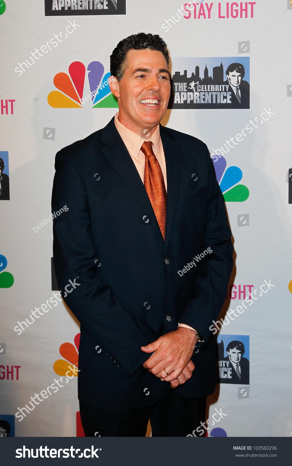 Adam Carolla, Season 12 from Celebrity Apprentice Cast ...