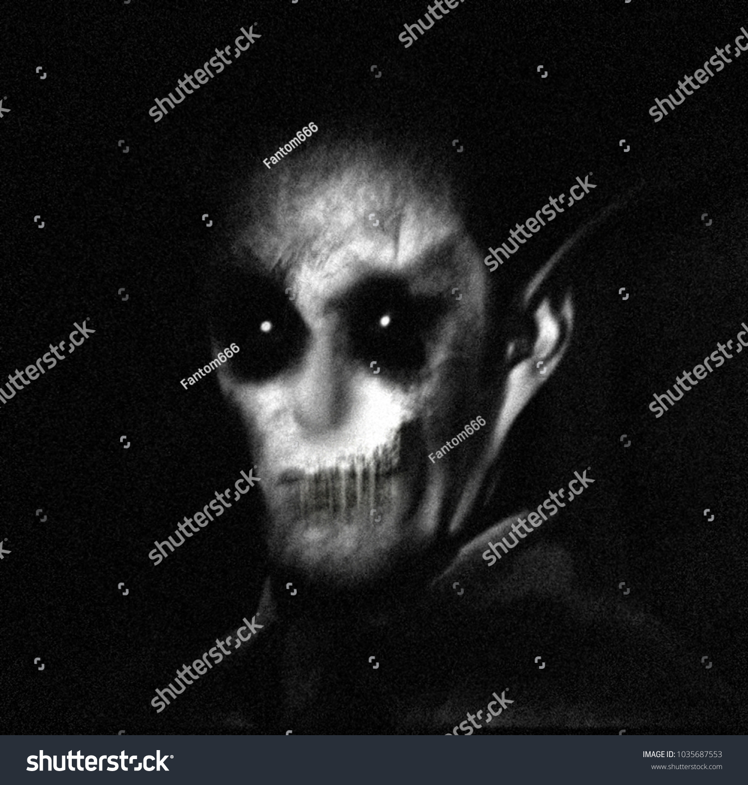 Cool Wallpaper Halloween Spooky - stock-photo-horror-background-with-scary-monster-halloween-spooky-wallpaper-1035687553  2018_41318.jpg