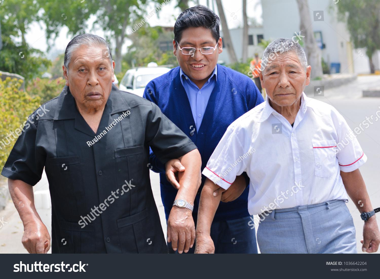Three latin males