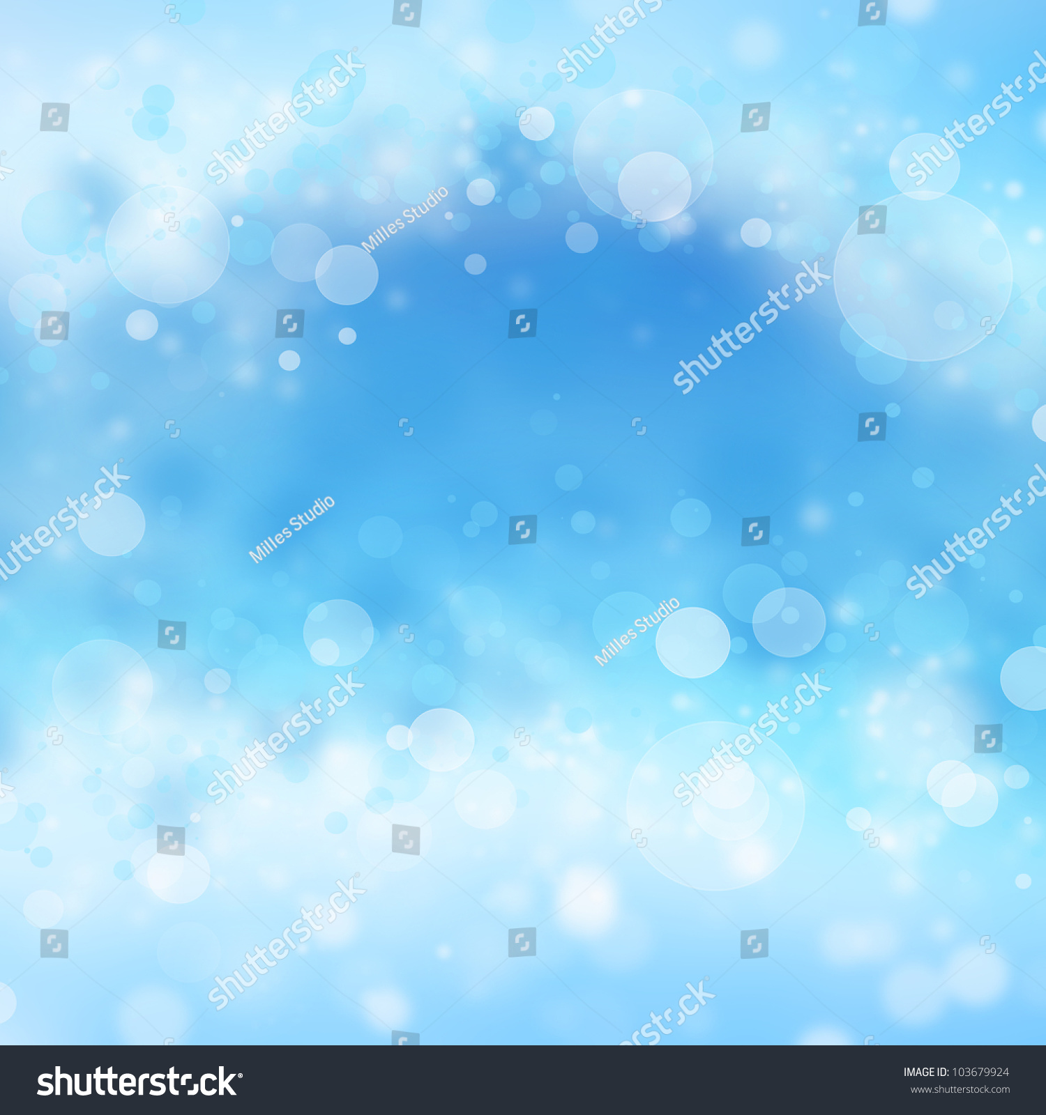 Light Silver Abstract Freshness Background With White Ice Tinsel