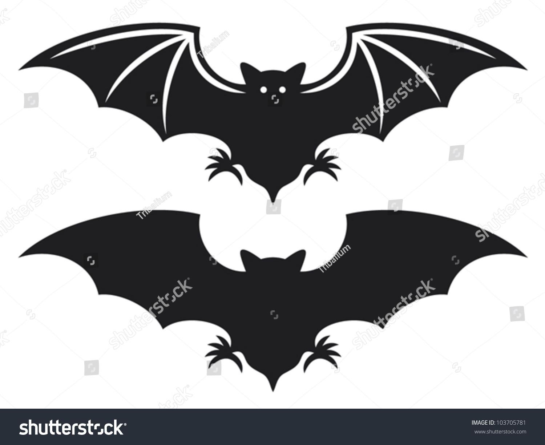 halloween bat stock images royalty