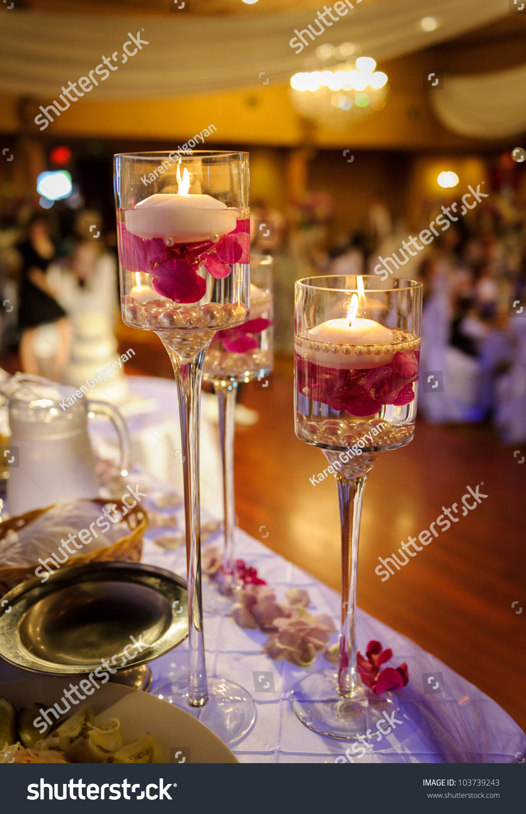wedding table decoration - Table Decoration