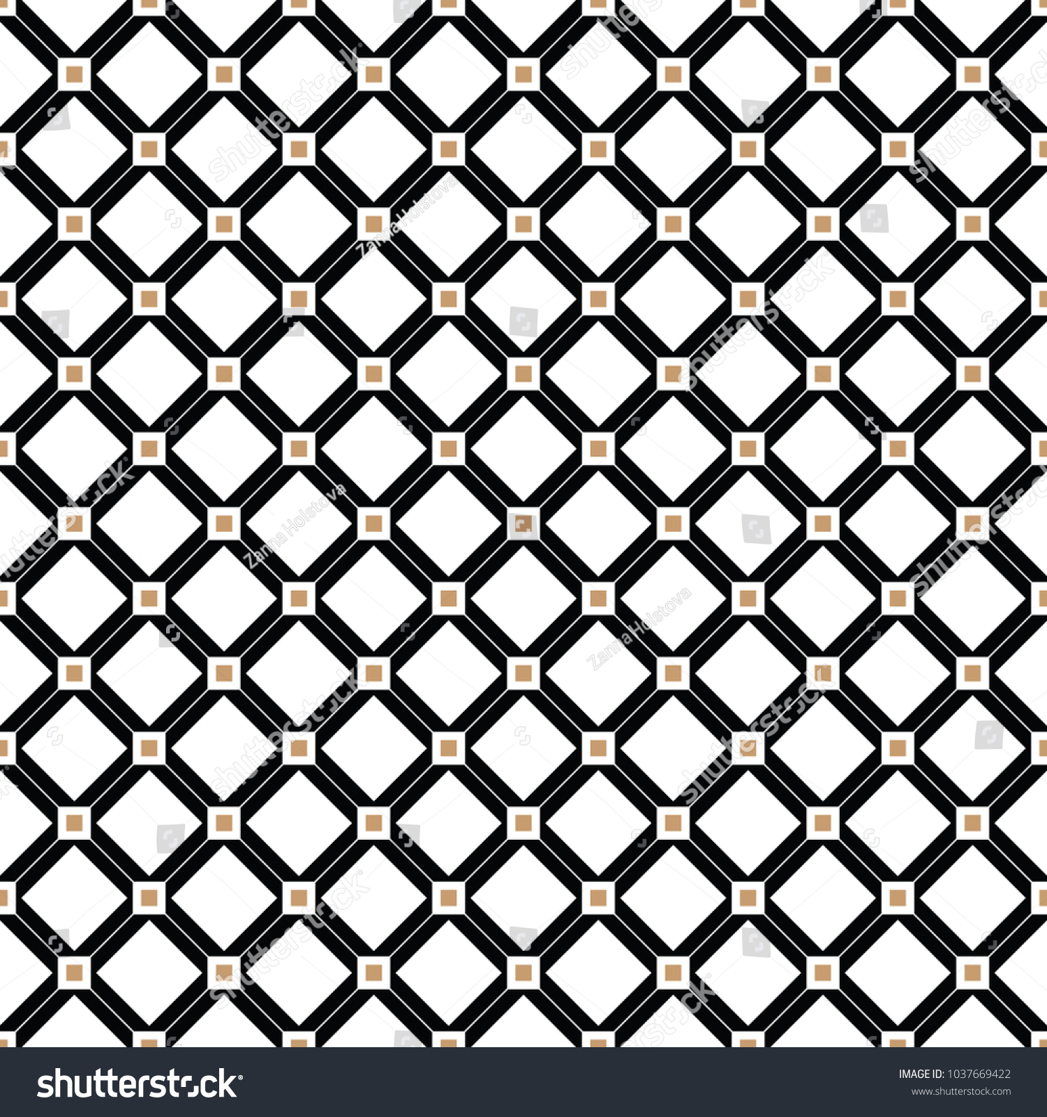 Cross Lines Vector Pattern Background Seamless Stock Vector (Royalty ...