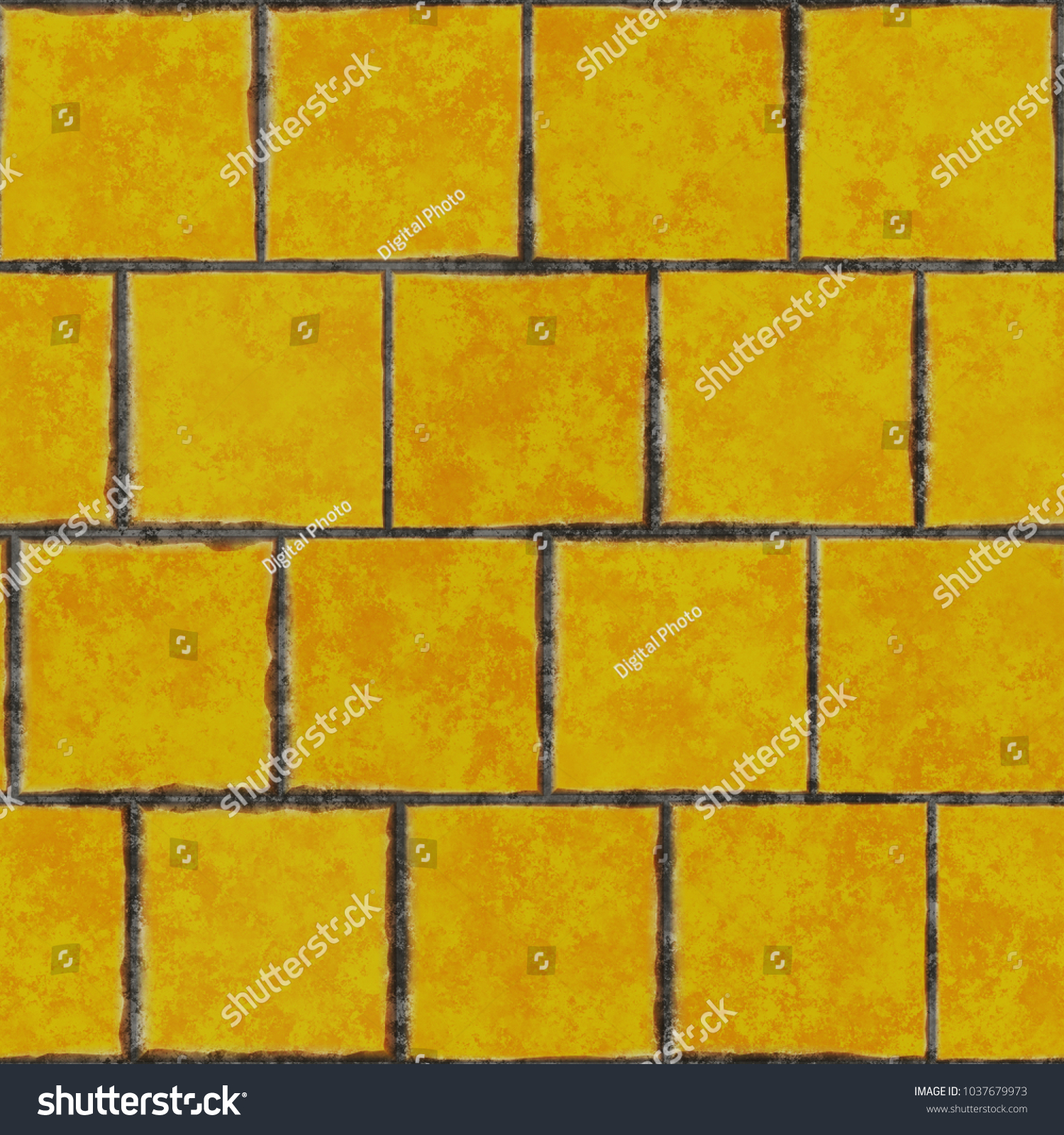 Wall decorative. Abstract natural- background- tiles. Texture ...