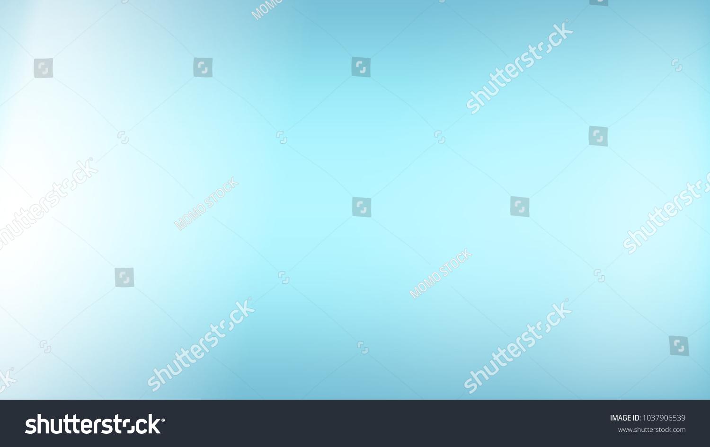 明るい青のグラデーションの色の背景 壁紙 のイラスト素材 1037906539