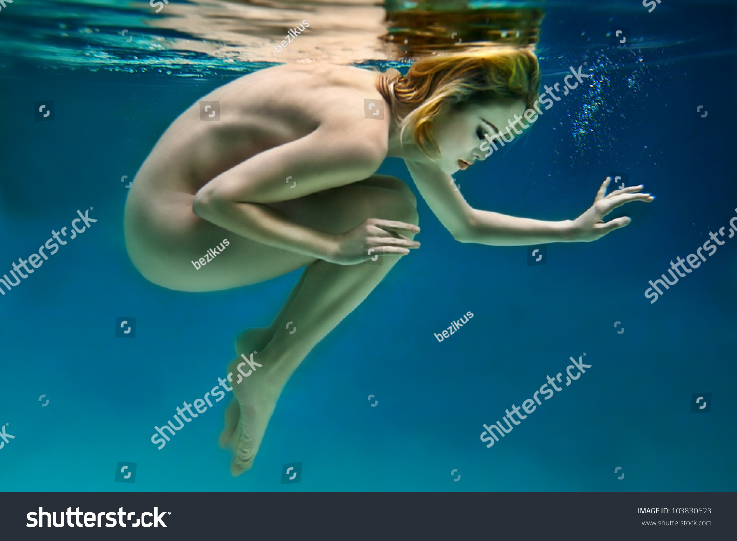 Free Sex In Water 10