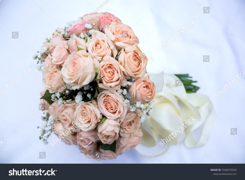 Flower Bouquet Love Day Valentine Marriage Stock Photo (Edit Now ...