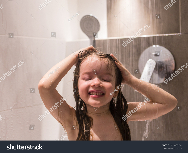 Girl on girl fun in the shower