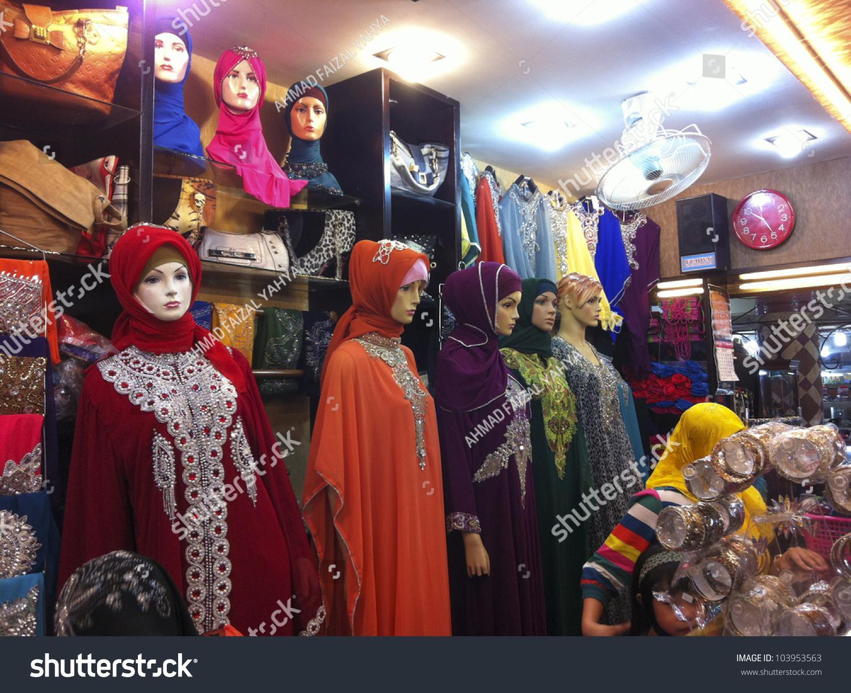 Medanindonesiamay 26 Various Muslim Women Fashion Stock Photo 103953563  Shutterstock