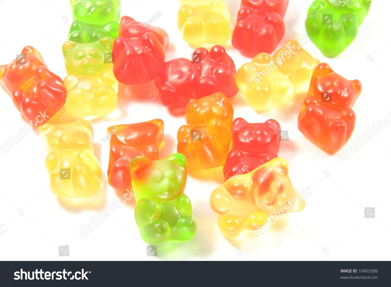 Fine Anatomy Gummy Bear Embellishment - Physiology Of Human Body ...