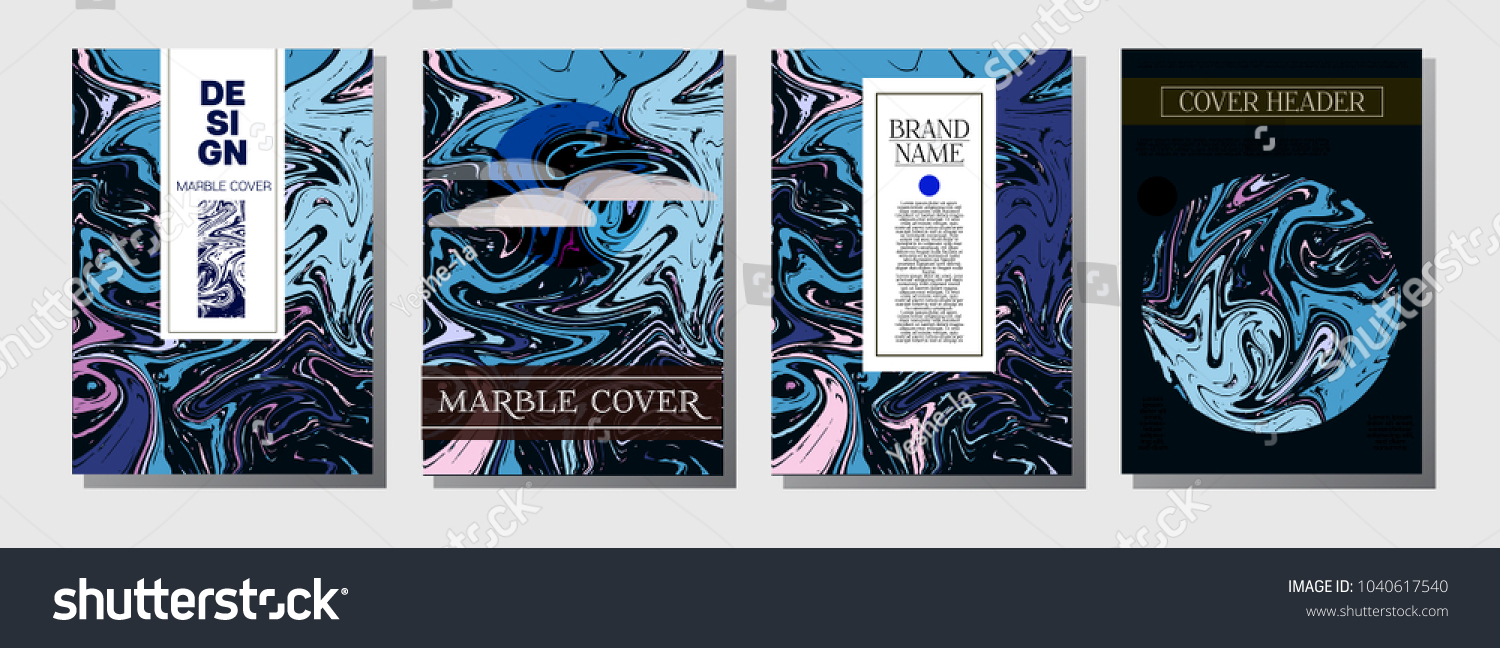 Fluid ink paint cover template formal stock vector 1040617540 fluid ink paint cover template formal stock vector 1040617540 shutterstock stopboris Choice Image