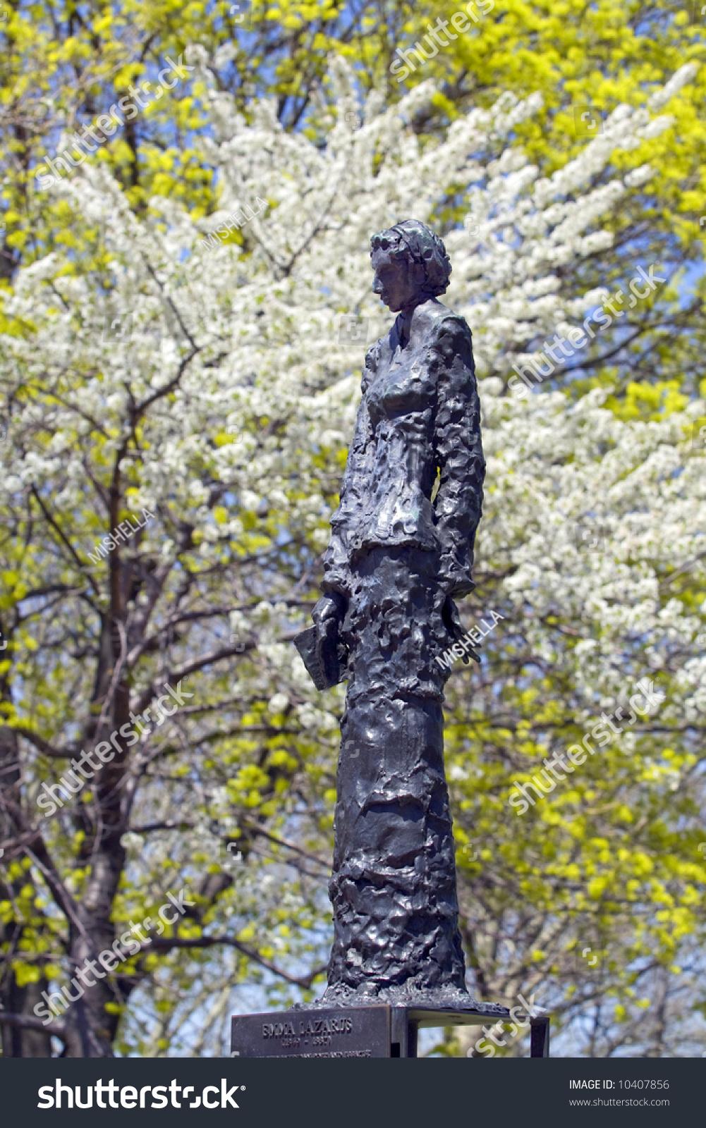 Emma Lazarus famous poem