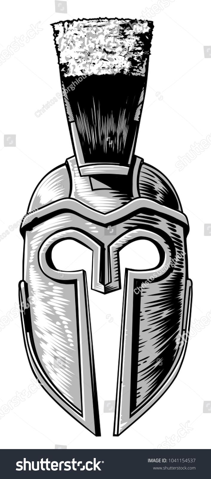 Spartan Ancient Greek Trojan Roman