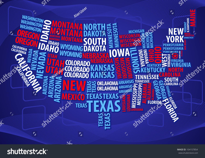 FileMap Of USA OKsvg Wikimedia Commons Oklahoma State Usa Vector - Map of usa showing south carolina