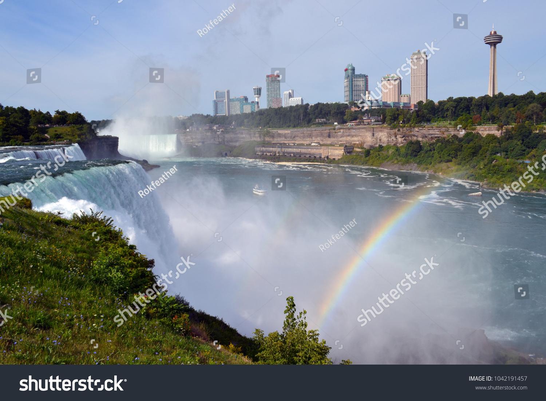 Niagara Falls Ny United States October Stock Photo Edit Now