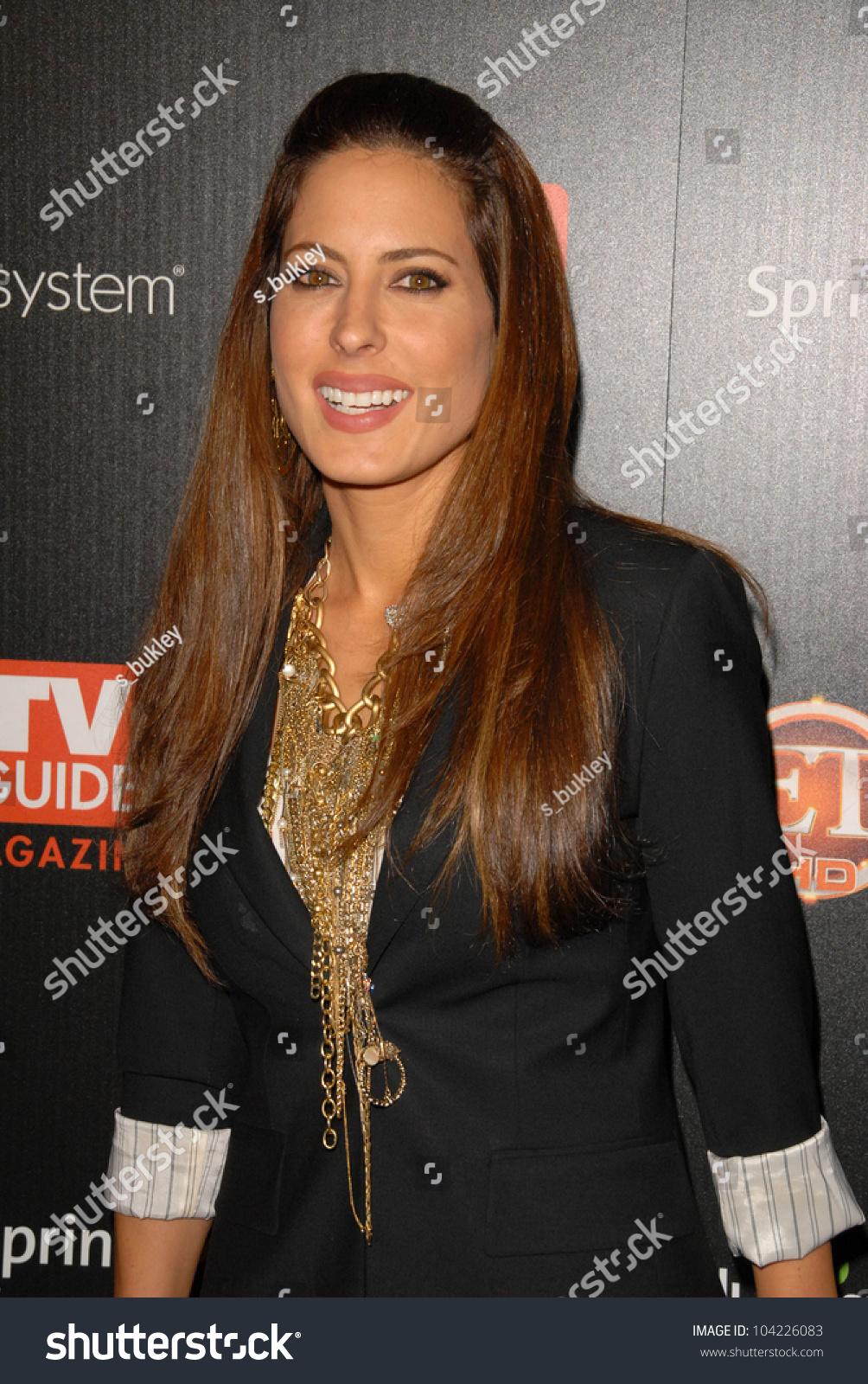 Kerri Kasem Tv Guide Magazines Hot Stock Photo 104226083 - Shutterstock