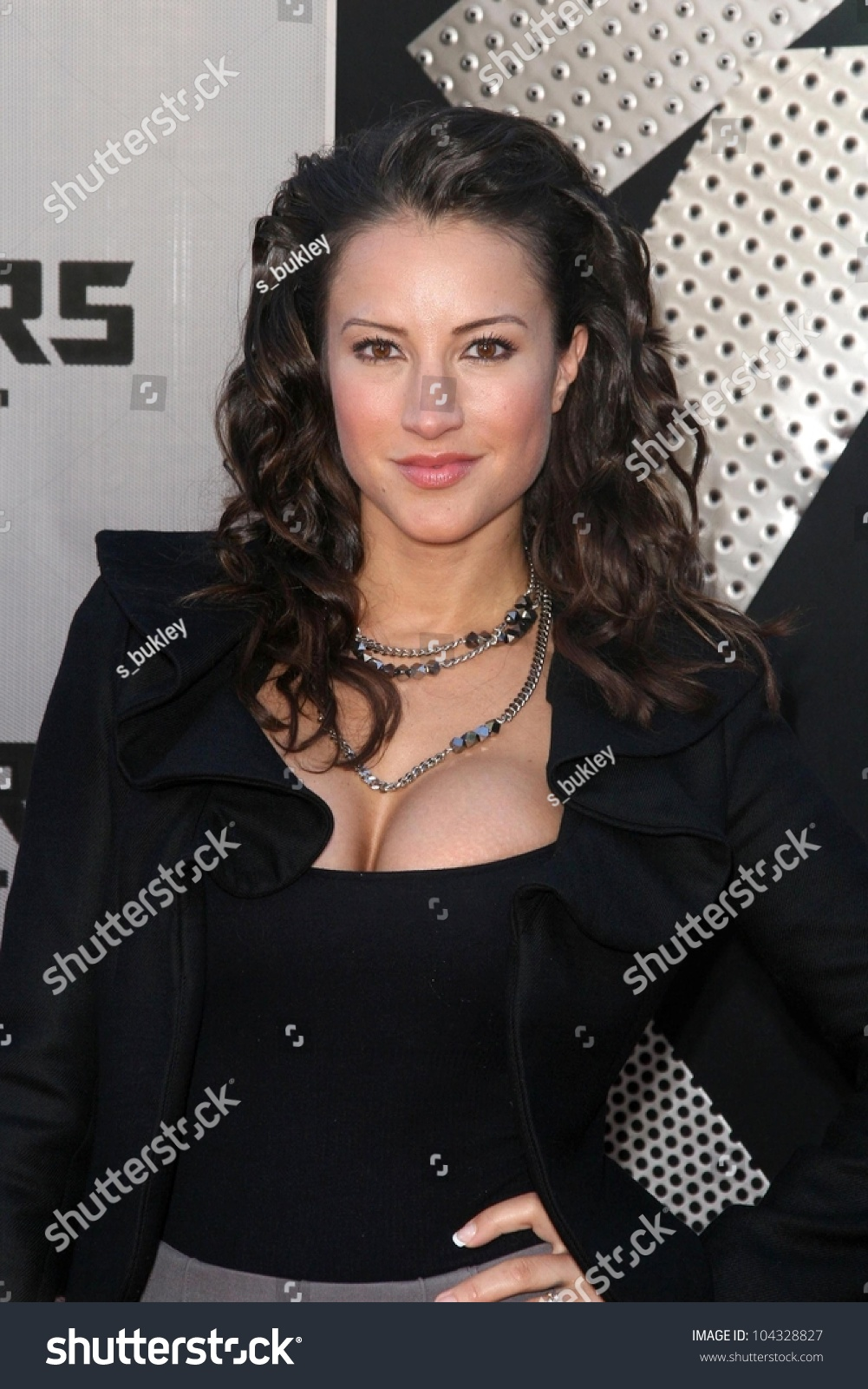 America Olivo Images america olivo los angeles premiere transformers stock photo