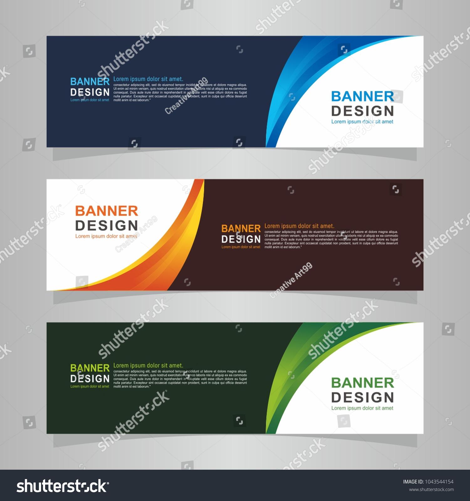 Schön Web Banner Vorlage Zeitgenössisch - Beispiel Business ...