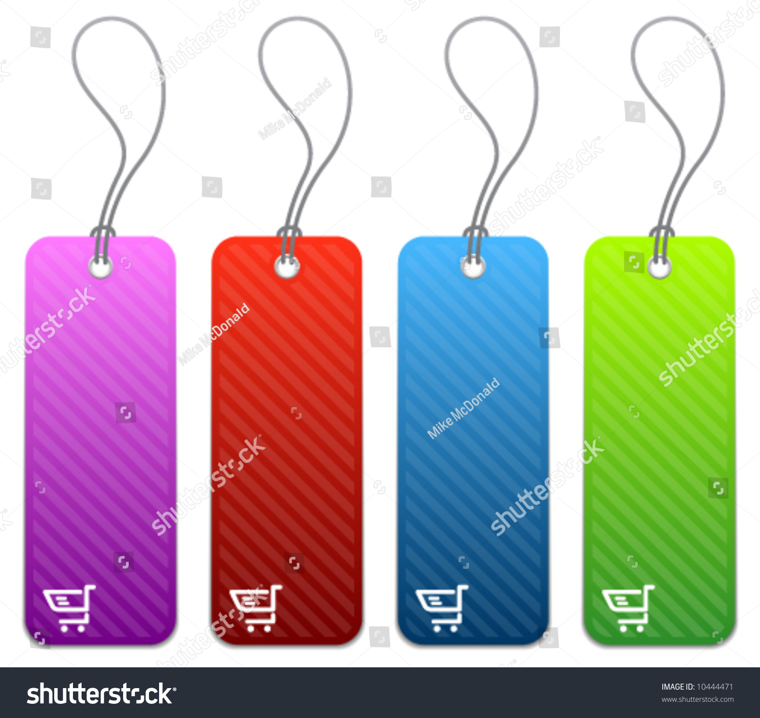 retail price tags