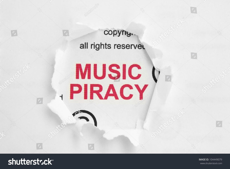 Essays on music piracy