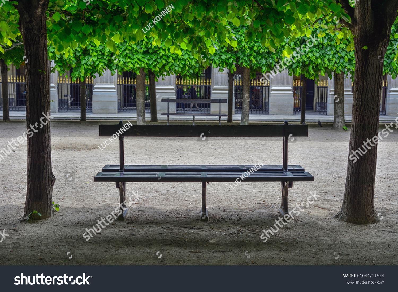 Pleasant France Paris Palais Royal Garden Stock Photo Edit Now Cjindustries Chair Design For Home Cjindustriesco
