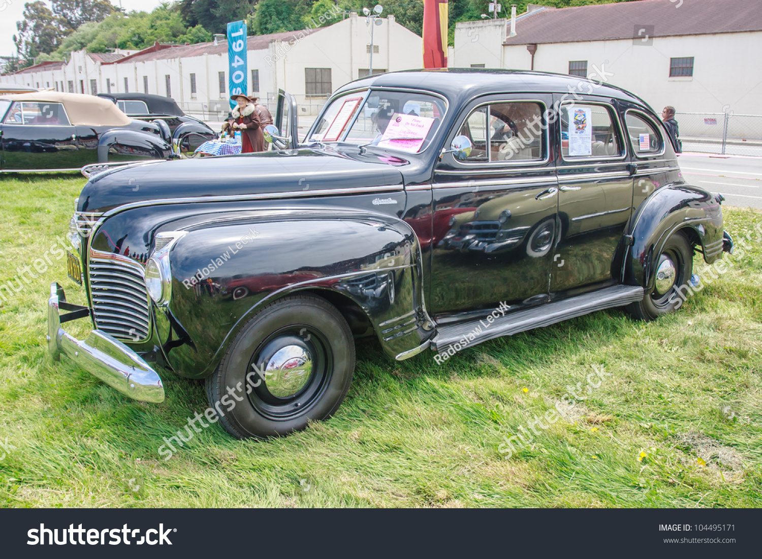 Trosa Sweden June 29 2017 Auburn 652 Y Year 1934 Light Green A 1941 Plymouth Special Deluxe 4 Door Car Brand That Was Manufactured Until 1937 In Indiana United States Ez Canvas