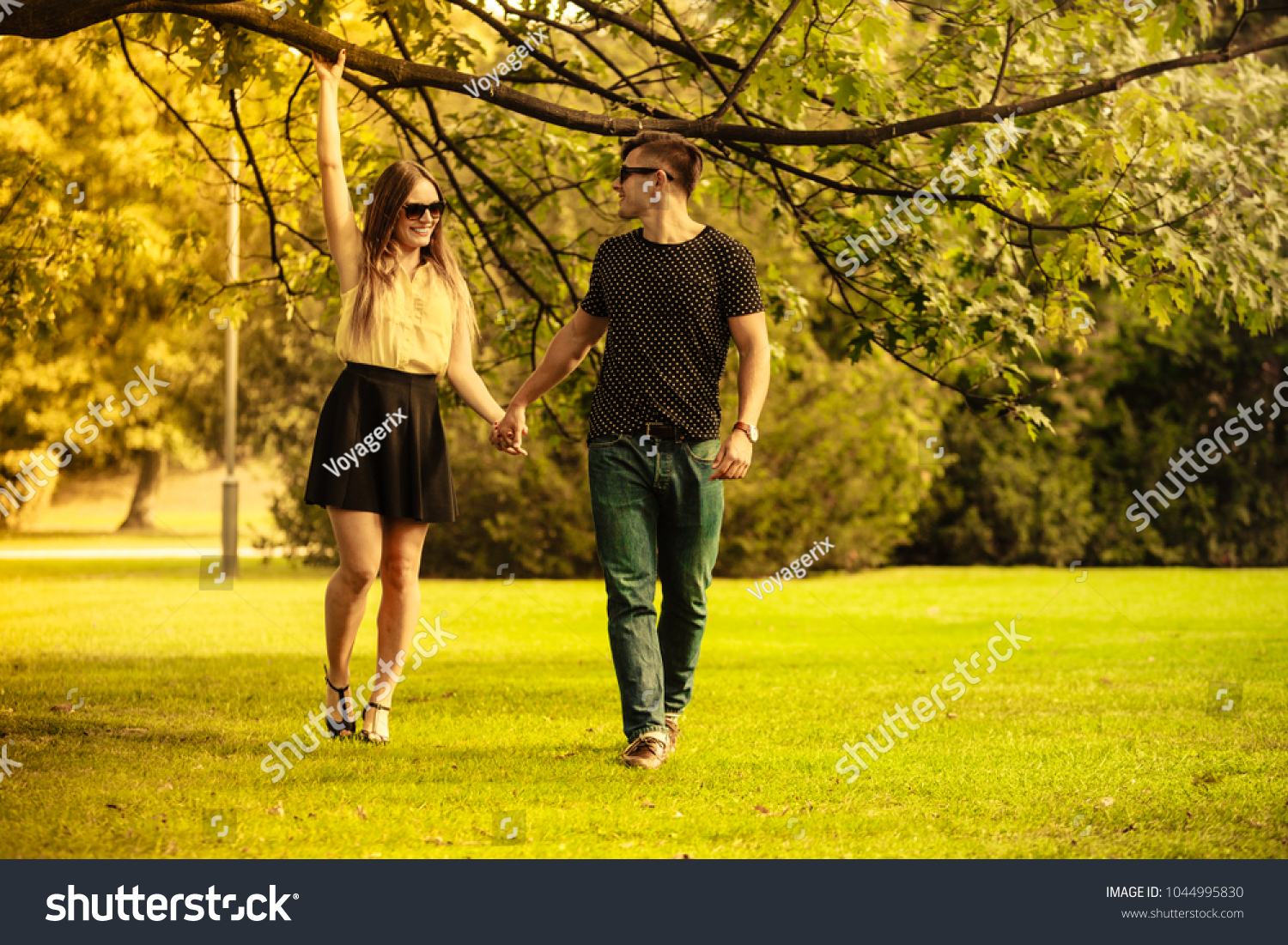 Park dating