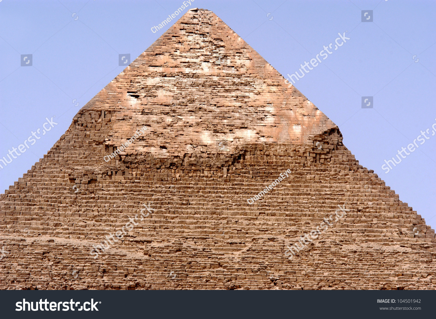 a discussion about the great pyramids of khufu I have since modified it, based on further discussion and calculation  the great  pyramid is built over a small mound, which reduces the actual number of   comes to the same fortuitous estimate, again coincidental with the demise of  khufu.