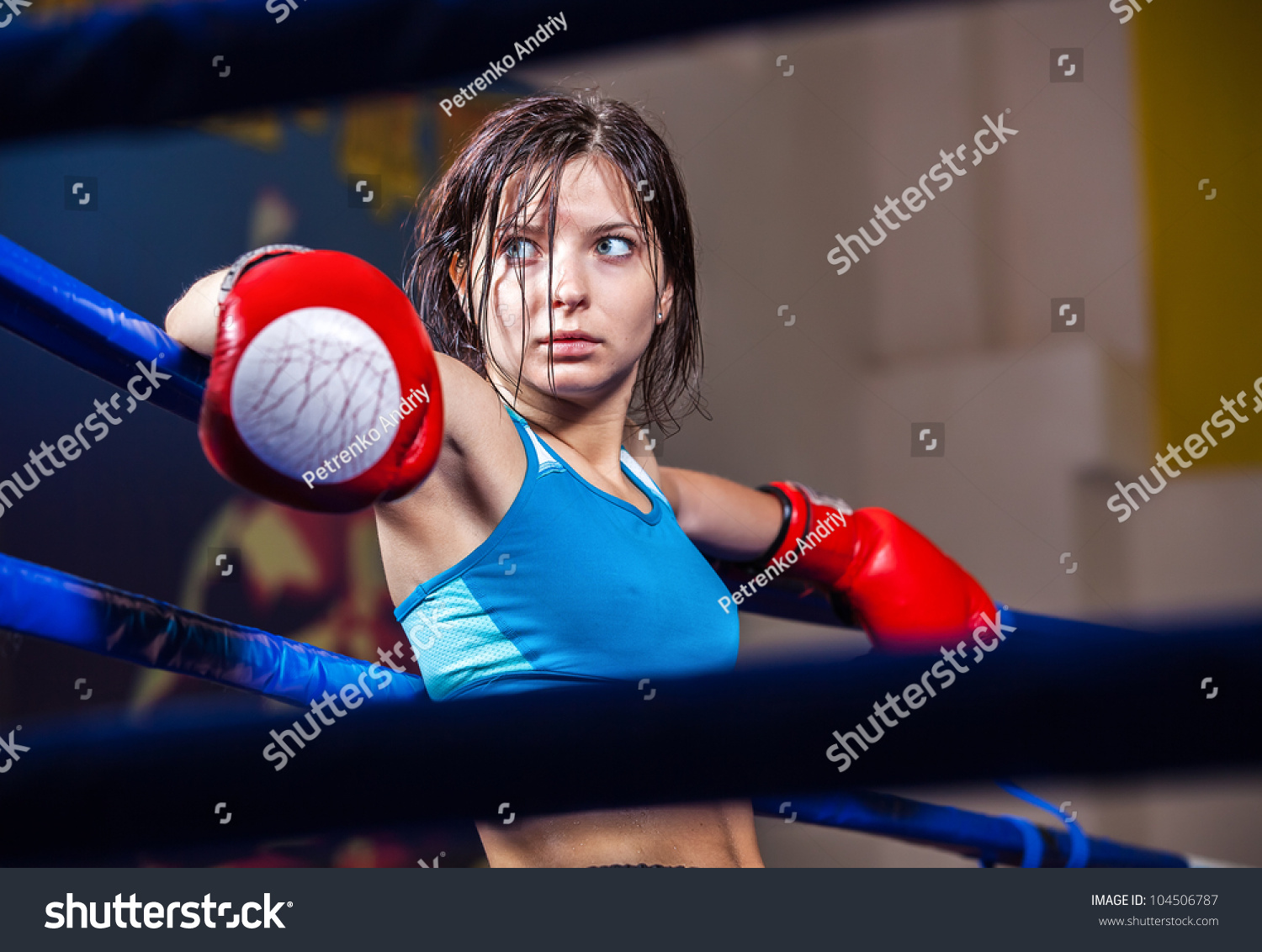 Women Fucking In A Boxing Ring 55