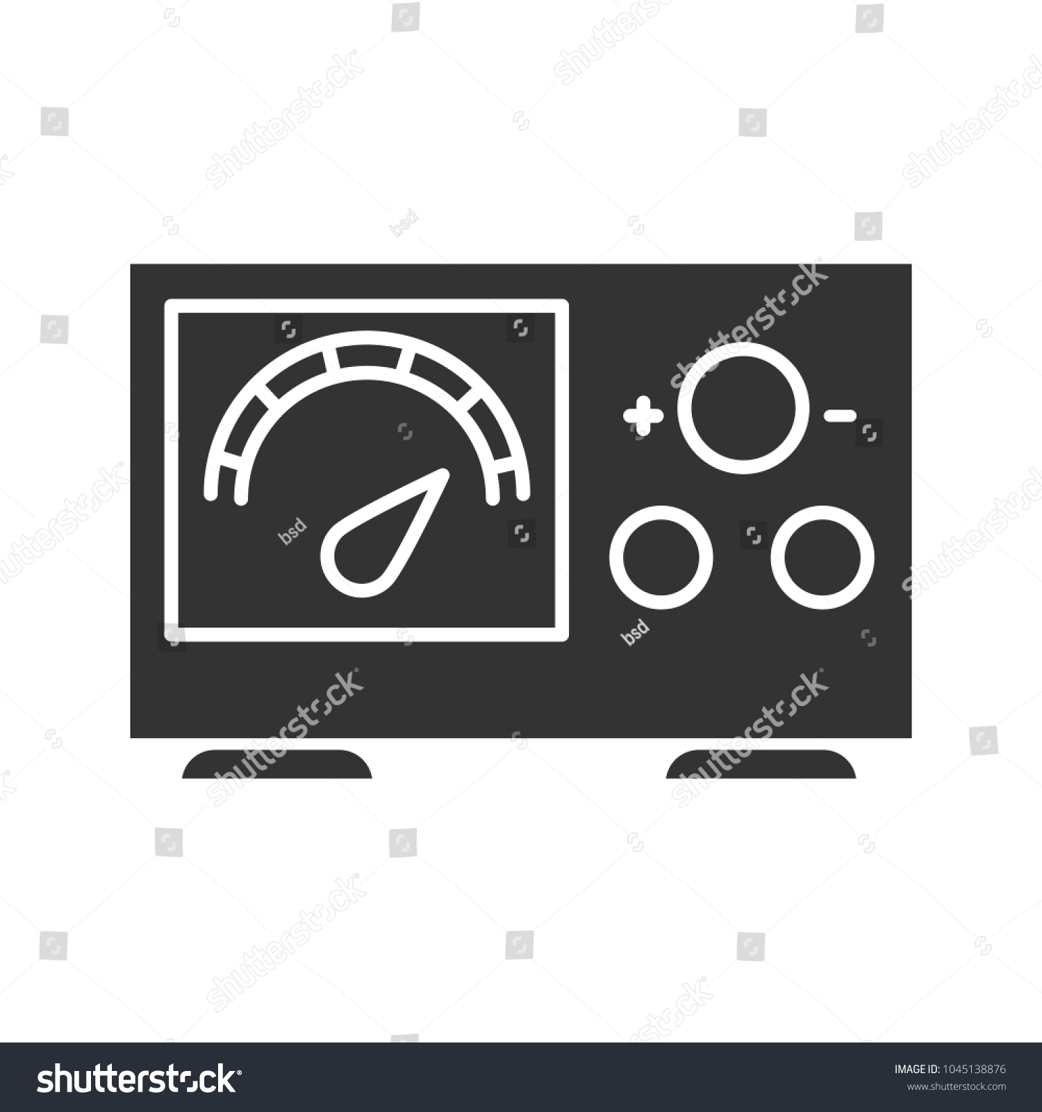 Attractive Voltage Meter Symbols Ensign - Everything You Need to ...