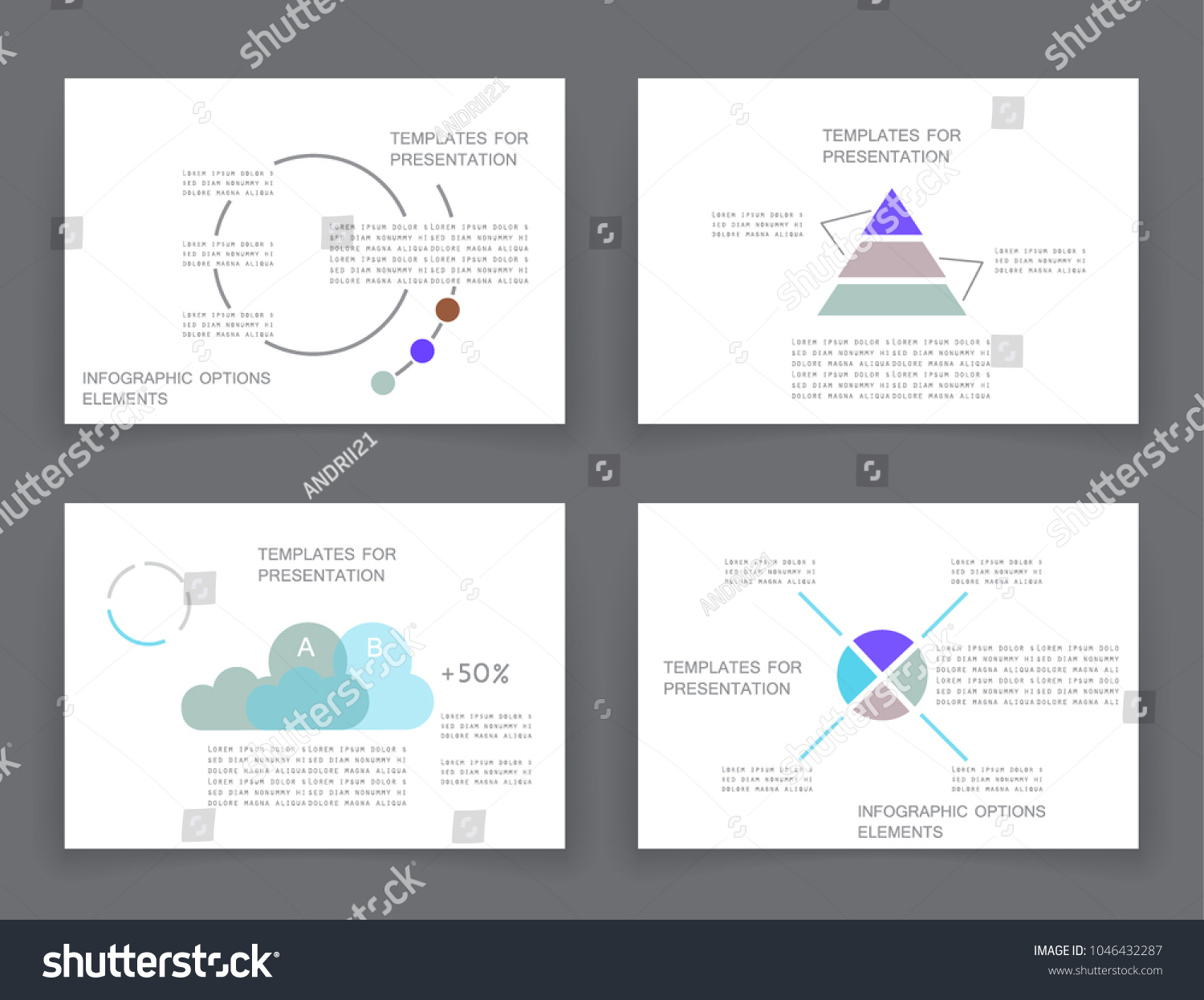 Cards design templates design business report stock vector royalty cards design templates design for business report card flashek Gallery