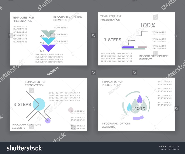 Cards Design Templates Design Business Report Stock Vector ...