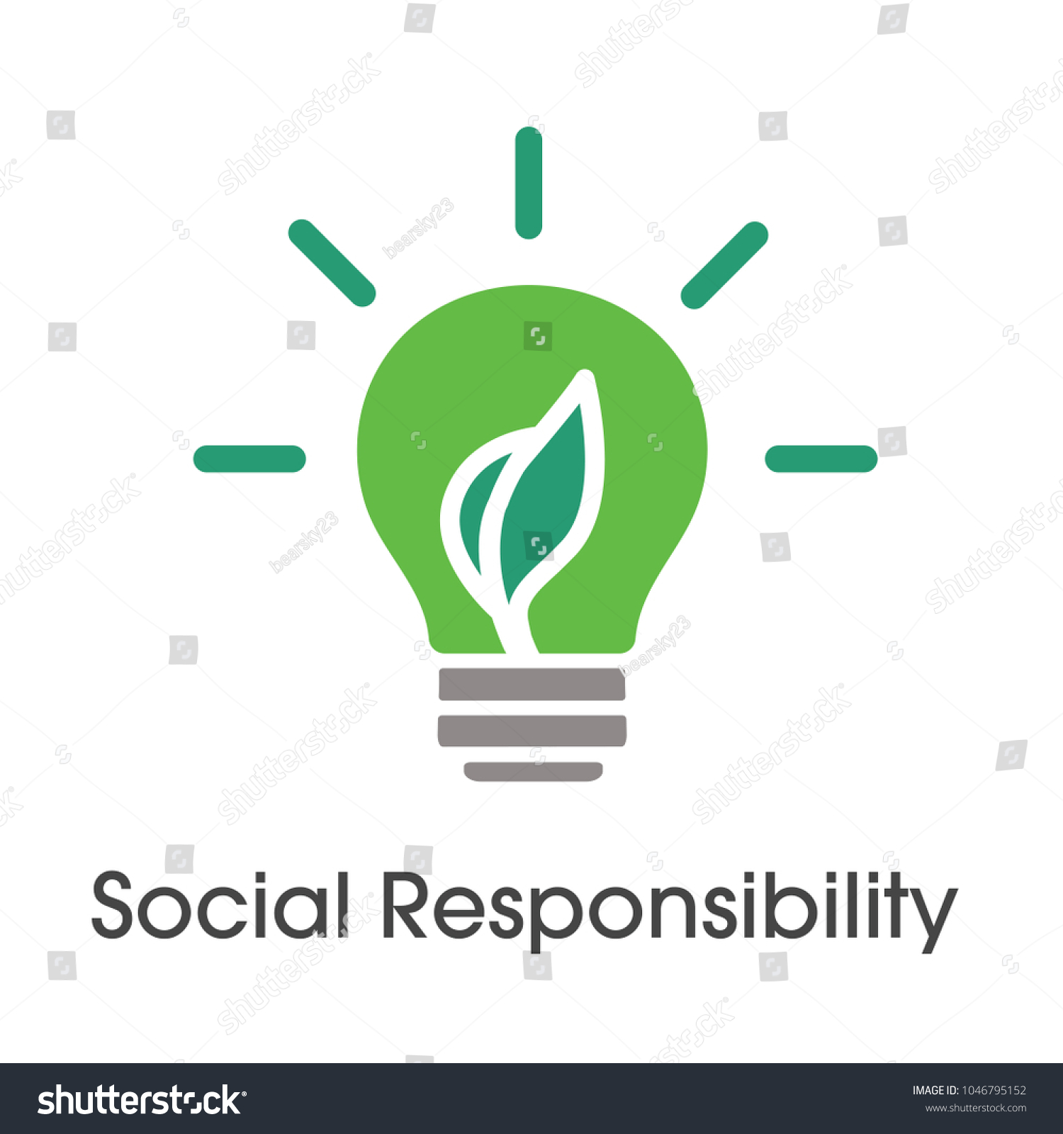 Social responsibility solid icon set honesty stock vector social responsibility solid icon set with honesty integrity collaboration etc biocorpaavc Image collections