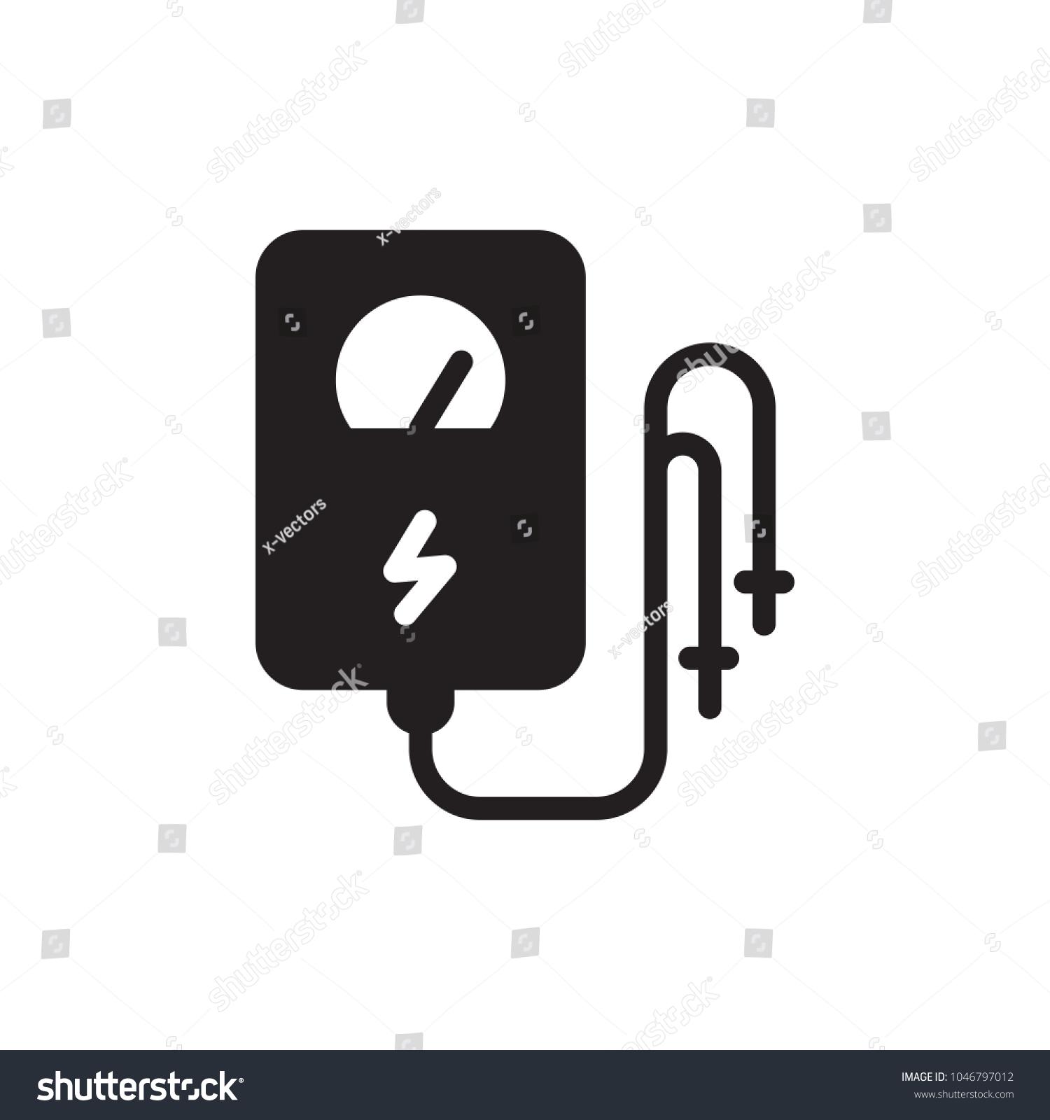 Wunderbar Symbol Für Voltmeter Zeitgenössisch - Schaltplan Serie ...
