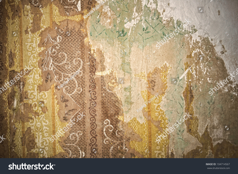 old wallpaper texture stock photo 104714567 shutterstock