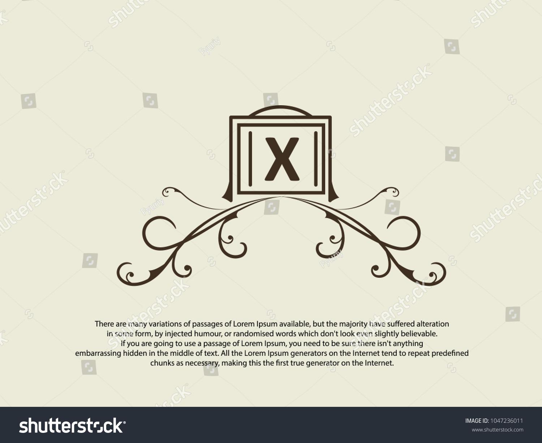 Victorian Grunge Calligraphic Wedding Invitations Vector Stock ...