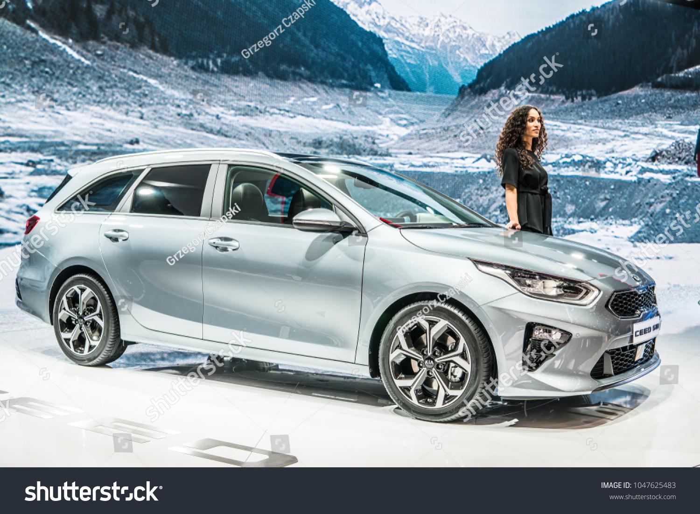 Geneva Switzerland March 06 2018 Metallic Stock Photo (Edit Now ...
